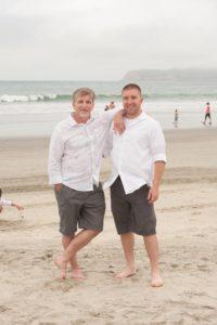 Mark and son Camdyn